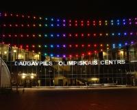 Daugavpils Olympic center Multihalle